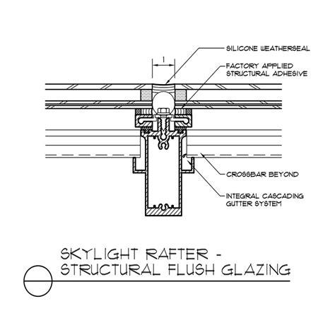 aluminum attic structurally glazed systems deamor