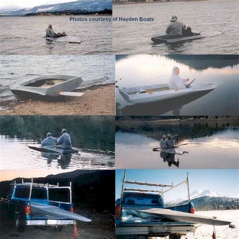 Sculling Duck Boat Plans by Scull Boats