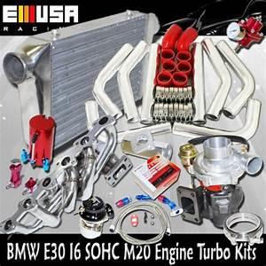 WT3/T4 Turbo Kits for 86-88 BMW 325 Base Coupe 2D/Sedan 4D
