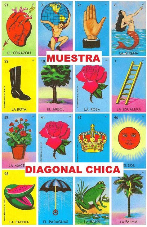 tablas loteria mexicana imprimibles con dobles 89 00 en mercado libre