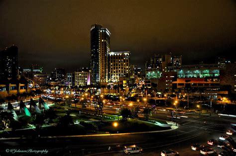 Downtown San Diego City Lights