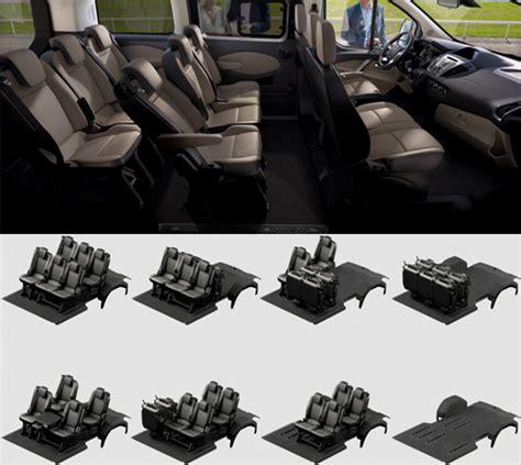 Tourneo Custom, parte il rinnovo dei mezzi commerciali Ford