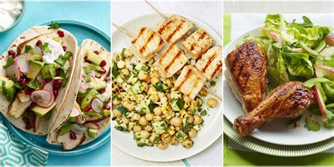 easy cuisine 60 best summer dinner recipes and easy summer meal