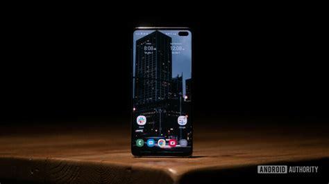 samsung galaxy s10 plus review peak samsung android authority