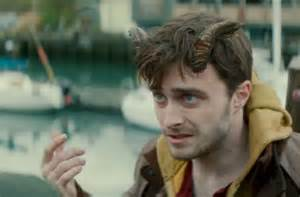Horns: Daniel Radcliffe Is Losing His Mind In New Clip (Video)