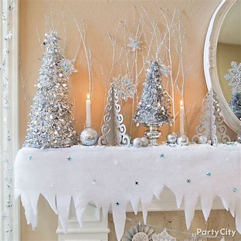 wow winter wonderland decorating ideas party city cut
