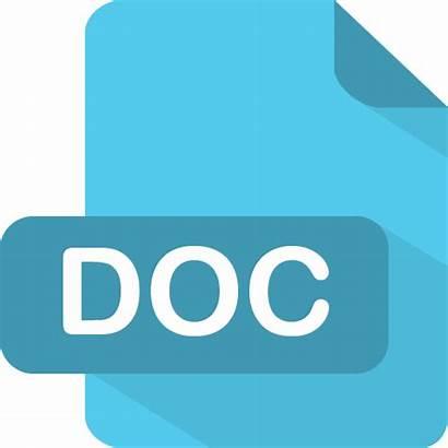 Icon Doc Flat Icons Type Document Folder