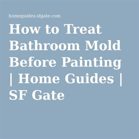 15 best ideas about bathroom mold on cleaning