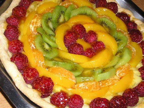 recette pate pour tarte aux fruits tarte aux fruits et 224 la cr 232 me patissi 232 re recette
