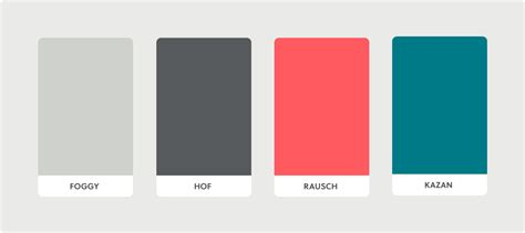 Color Schemes by Designing In Color Marvel