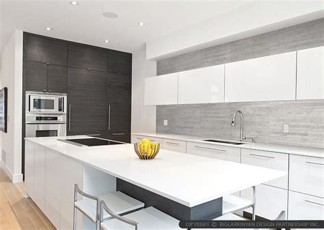 Modern Kitchen Backsplash Ideas  Black Gray Tiles