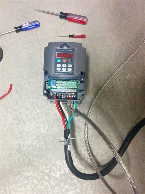 on switch wiring to vfd spindle repair wiring scheme