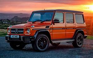 2016 Mercedes-AMG G 63 Colour Edition (UK) - Wallpapers