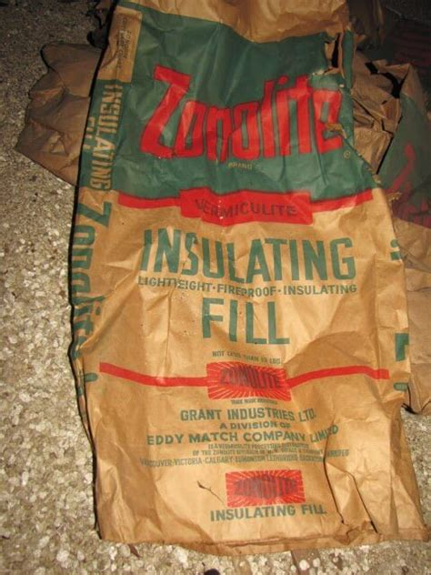 vermiculite removal decontamination montreal laval