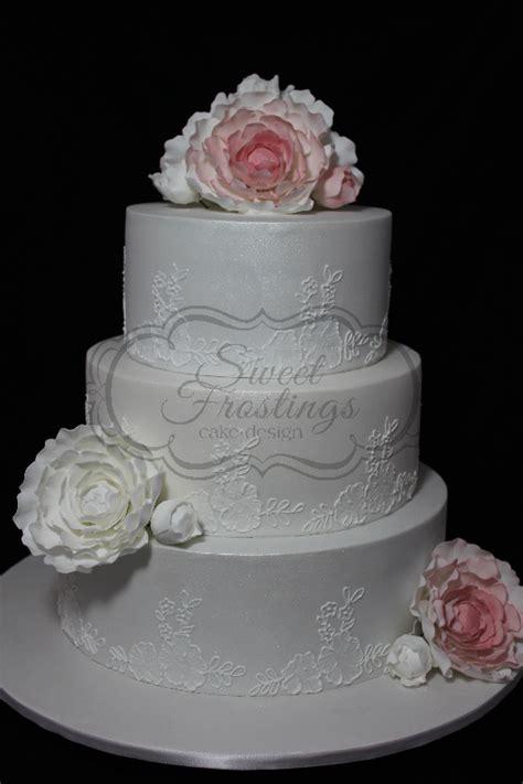 wedding cakes sweet frostings cake design