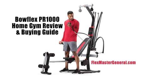 bowflex pr1000 results info testimonials prices