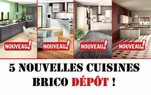 Cuisine Aménagée Brico Depot : http blog brico brico d p t pinterest cuisine ~ Mglfilm.com Idées de Décoration