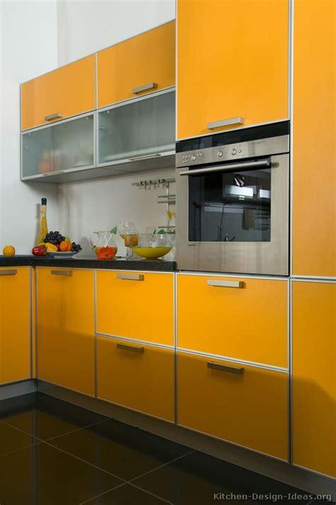 orange kitchens ideas pictures of kitchens modern orange kitchens kitchen 1