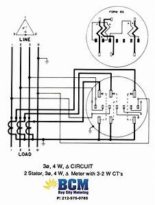 Form 9s Meter Wiring Diagram