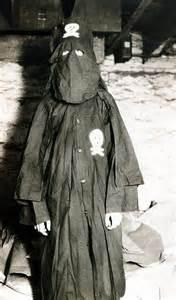 Black Ku Klux Klan Members