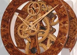 DIY Making Wooden Clocks Plans Free