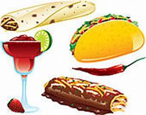 Mexican Food Stock Illustrations - GoGraph