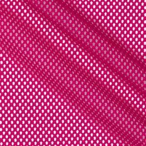 Telio Mod Stretch Mesh Fuchsia - Discount Designer Fabric ...