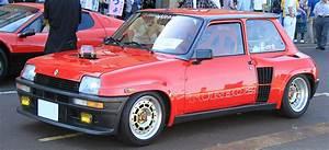 Renault 5 Turbo 2 A Restaurer : renault 5 turbo auto anni 80 con curiosit video con sound e foto ~ Gottalentnigeria.com Avis de Voitures