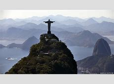 BBC News In pictures Rio de Janeiro builds for the