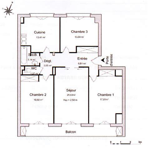 chambre en colocation 2 chambres disponibles dans un appartement de 96 m2 en