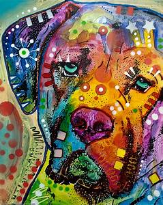 Mixed Media Painting by Dean Russo / Dumbo Arts Center: Ar ...