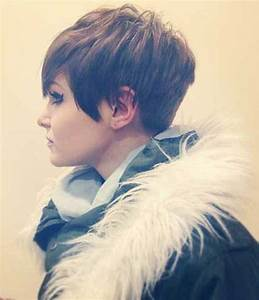 15 Pixie Cuts For Thick Hair Short Hairstyles 2017