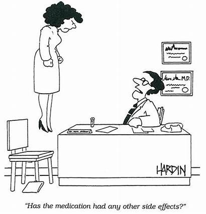 Effects Side Medication Meet Hardin Cartoonist Pat