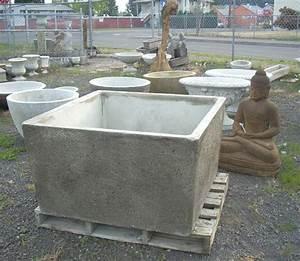 Pflanzkübel Aus Beton : pflanzk bel aus beton 70 unikale bilder ~ Indierocktalk.com Haus und Dekorationen