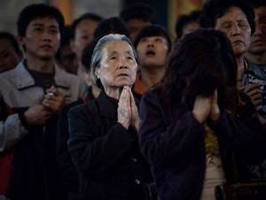 Christian persecution continues to rise in China ...
