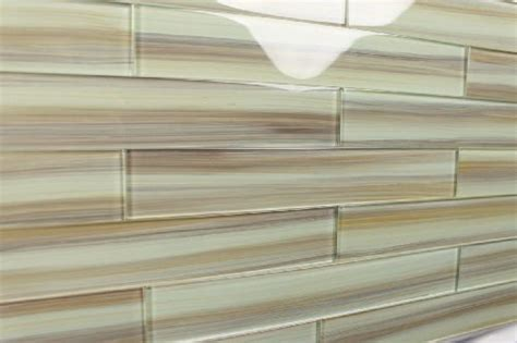 sublime beige taupe brown handcrafted glass tile