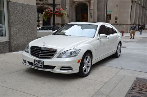 2012 Mercedes-benz S-class S550 4matic Stock # M419a For