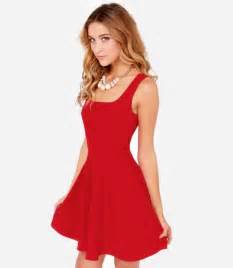 gallery for gt red summer dresses