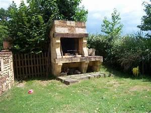 Barbecue De Jardin : barbecue et jardin maison du p rigord ~ Premium-room.com Idées de Décoration