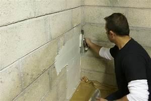 Prix D Un Parpaing 20x20x50 : stopper l humidit dans un mur galerie photos d 39 article ~ Dailycaller-alerts.com Idées de Décoration