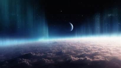 Space Interstellar Sky Cloud 3840 Nature 2160