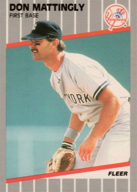 Check spelling or type a new query. 10 Most Valuable 1989 Fleer Baseball Cards | Old Sports Cards