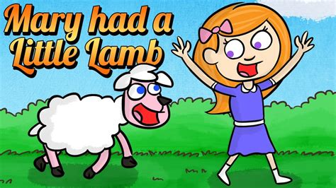 Sarah Lamp by Mary Had A Little Lamb Nursery Rhyme Time At Cool