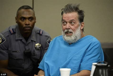 Planned Parenthood Shooter Robert Dear Yells That He's