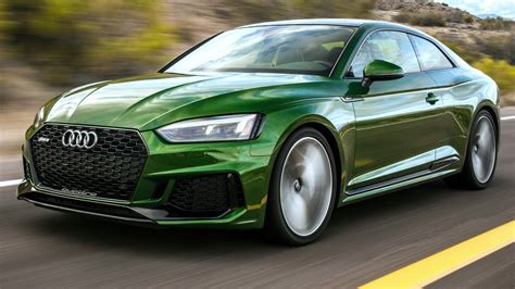 audi rs coupe  high performance coupe youtube