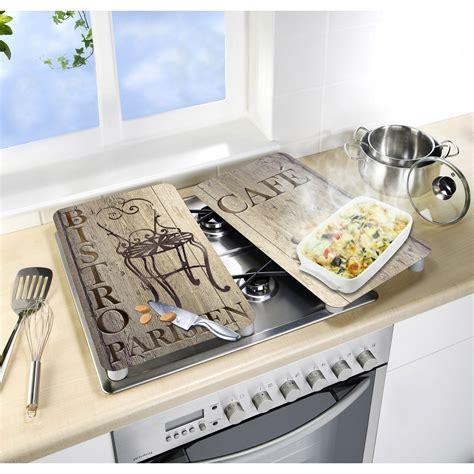 planche en verre pour cuisine planche à découper avec plateau en verre bistrot leroy