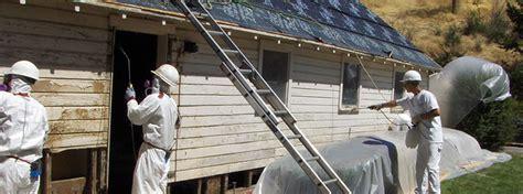 lead based paint inspection risk assessment training