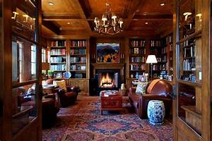 25+ best ideas about Cozy Home Library on Pinterest ...