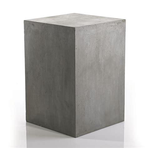 Newport Concrete Outdoor Table Base
