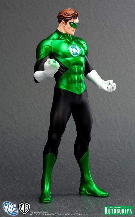 kotobukiya dc comics green lantern artfx statue dc comics